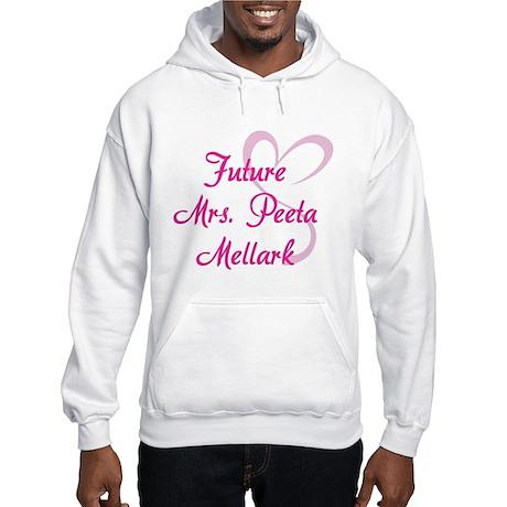 HG Future Mrs. Peeta Mellark Hooded Sweatshirt