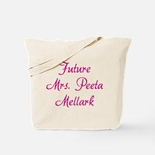 HG Future Mrs. Peeta Mellark Tote Bag