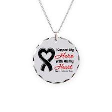 Melanoma Support Necklace