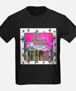funky-pink-sign T-Shirt