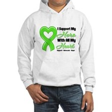 Lymphoma Support Hoodie