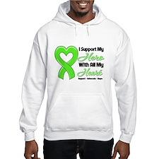 Lymphoma Support Hoodie Sweatshirt