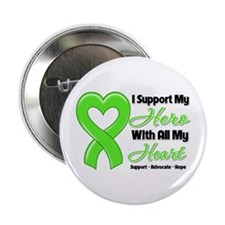 """Lymphoma Support 2.25"""" Button"""