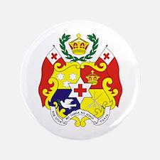 """""""Tonga COA"""" 3.5"""" Button"""