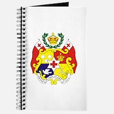 """""""Tonga COA"""" Journal"""
