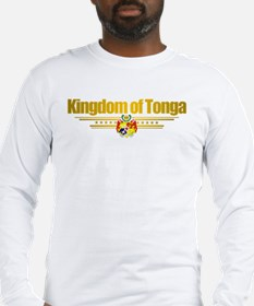 """Tonga COA"" Long Sleeve T-Shirt"