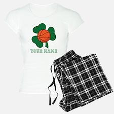 Personalized Irish Basketball Gift Pajamas