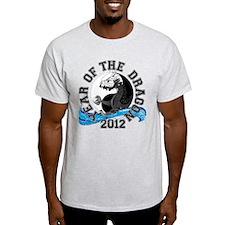 YTWD Black Circle T-Shirt