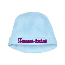 Femme-inist baby hat