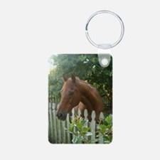 Jericho SCARE Horse Rescue Keychains