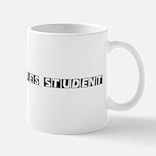 Museum Studies Student Mug