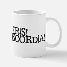 Hail Eris! All Hail Discordia Mug
