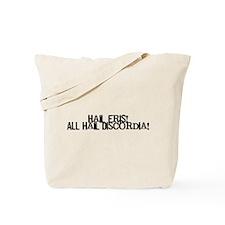 Hail Eris! All Hail Discordia Tote Bag