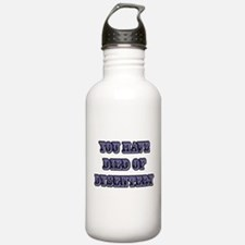 You Have Died of Dysentery Water Bottle
