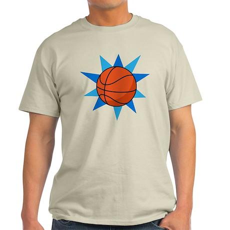 Basketball Gift Light T-Shirt