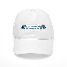 My Marxist Feminist Dialectic Baseball Cap