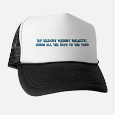 My Marxist Feminist Dialectic Trucker Hat
