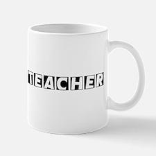 Anatomy Teacher Mug