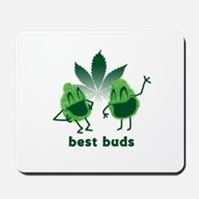 Best Buds Mousepad