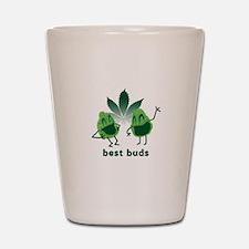 Best Buds Shot Glass