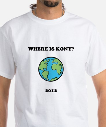 Where is Kony 2012 Shirt