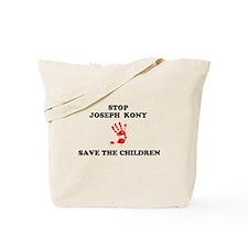 Stop Joseph Kony Tote Bag