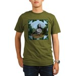 Tumbler Grizzle Organic Men's T-Shirt (dark)