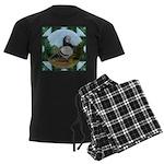 Tumbler Grizzle Men's Dark Pajamas