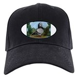 Tumbler Grizzle Black Cap