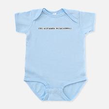Air Traffic Controller Infant Creeper