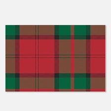 Tartan - Dunbar Postcards (Package of 8)