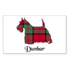 Terrier - Dunbar Decal
