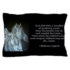 Legend of the Horse Pillow Case
