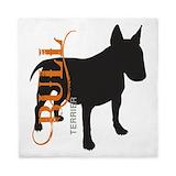 English bull terriers Duvet Covers