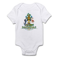 3D Bahamas Infant Bodysuit
