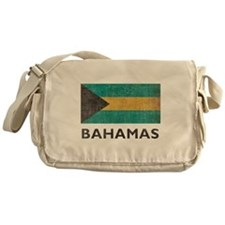 Vintage Bahamas Messenger Bag