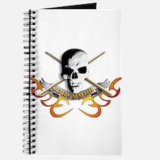Cool Grunge rock Journal