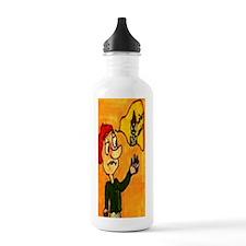 July 4th Firecracker Water Bottle