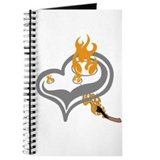 Heart on Fire Journal