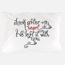 Look after my heart Eclipse Pillow Case