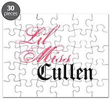 Lil Miss Edward Cullen Puzzle