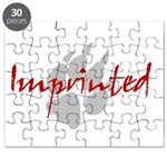 Imprinted New Moon Puzzle