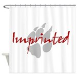 Imprinted New Moon Shower Curtain