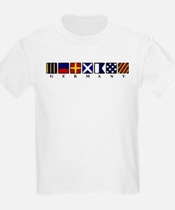 Nautical Germany T-Shirt