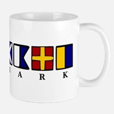 Nautical Denmark Mug