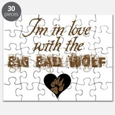 In love with big bad wolf Puzzle