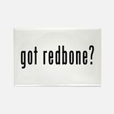 GOT REDBONE Rectangle Magnet (10 pack)