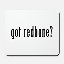 GOT REDBONE Mousepad