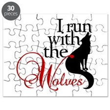 I run with wolves Puzzle