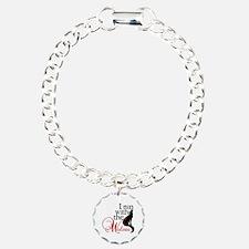 I run with wolves Bracelet